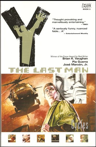 Y: The Last Man 2-D by Vertigo