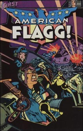 American Flagg! (1983) 6-A