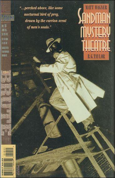 Sandman Mystery Theatre 10-A by Vertigo