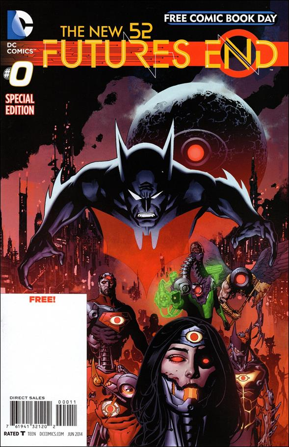 New 52: Futures End  0-A by DC