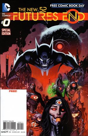 New 52: Futures End  0-A