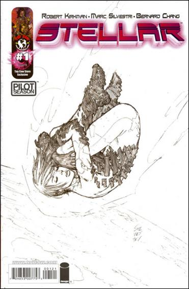 Pilot Season: Stellar 1-B by Top Cow