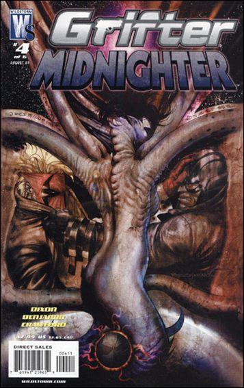 Grifter & Midnighter 4-A by WildStorm
