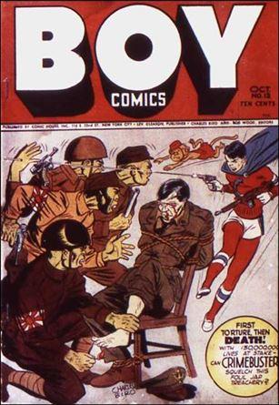 Boy Comics 12-A