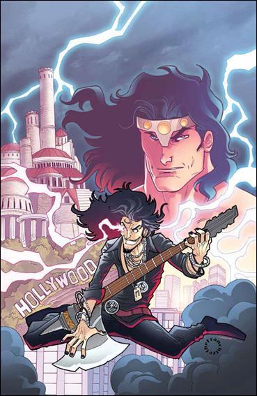 Loki: Ragnarok And Roll 1-B by Boom! Studios