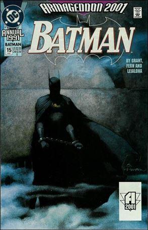 Batman Annual (1961) 15-B