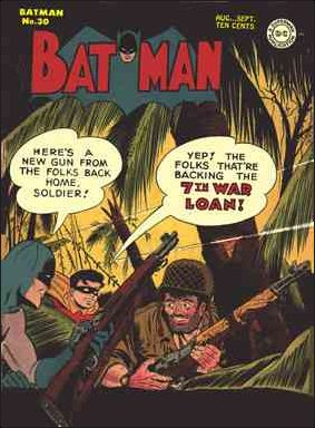 Batman (1940) 30-A by DC