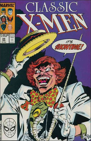 Classic X-Men 29-A by Marvel
