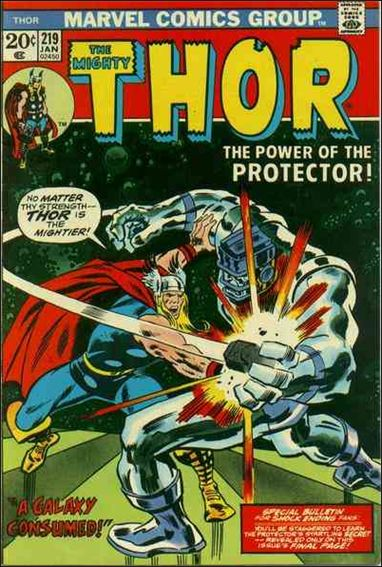 Thor (1966) 219-A by Marvel