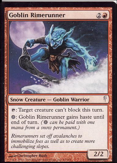 Magic the Gathering: Coldsnap (Base Set)83-A by Wizards of the Coast