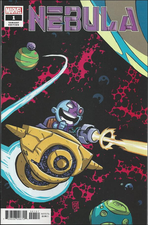 Nebula 1-B by Marvel