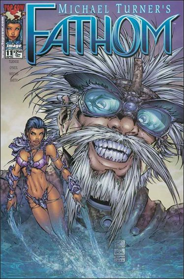 Fathom (1998) 11-A by Top Cow