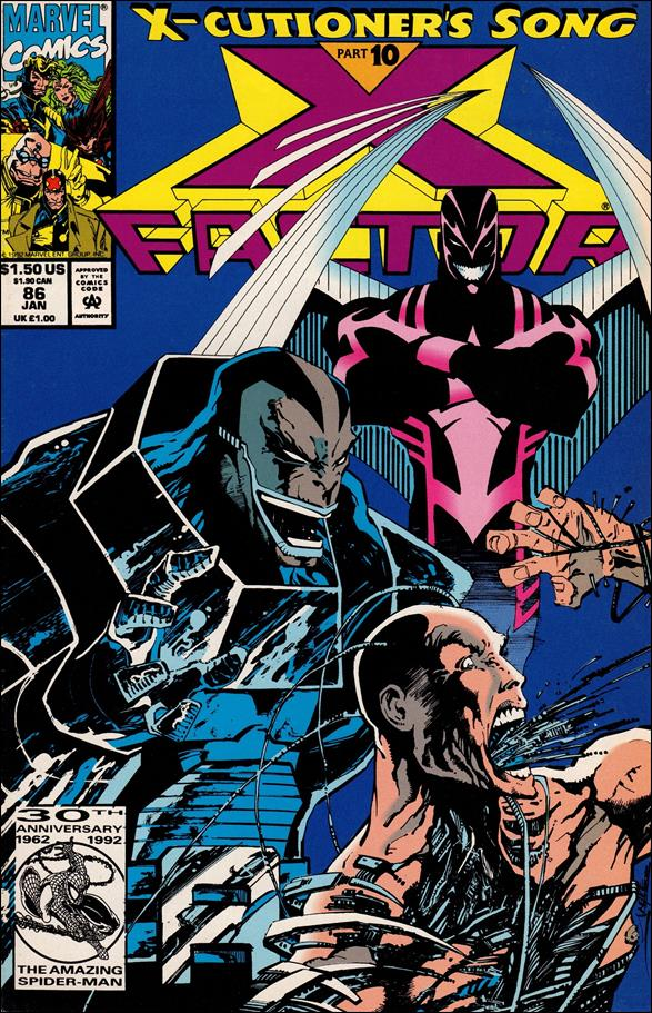 X-Factor (1986) 86-B by Marvel