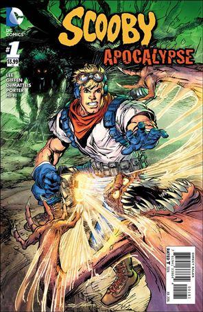 Scooby Apocalypse 1-D