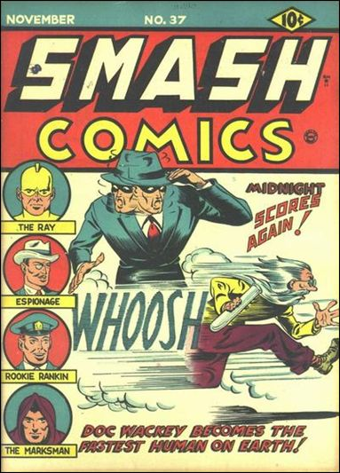 Smash Comics (1939) 37-A by Quality