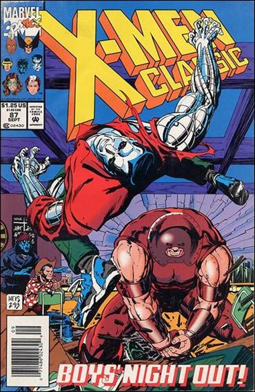 X-Men Classic 87-A by Marvel