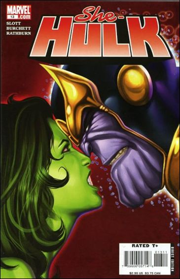 She-Hulk (2005) 13-A by Marvel