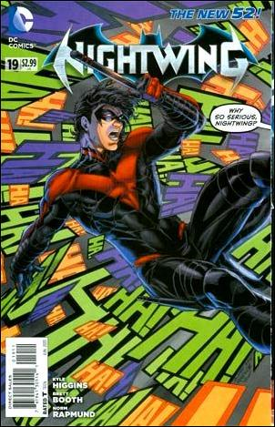 Nightwing (2011) 19-A by DC