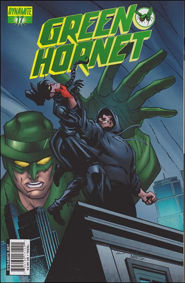 Green Hornet (2010) 17-A by Dynamite Entertainment