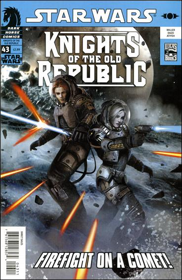 Star Wars: Knights of the Old Republic 43-A by Dark Horse