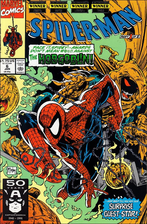 Spider-Man (1990) 6-A by Marvel