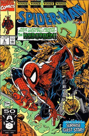 Spider-Man (1990) 6-A