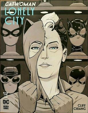 Catwoman: Lonely City 1-B