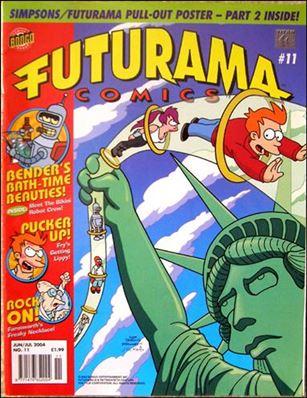 Futurama (UK) 11-A