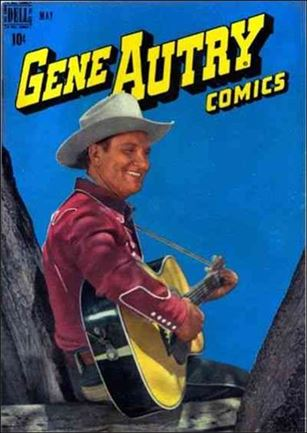 Gene Autry Comics (1946) 15-A