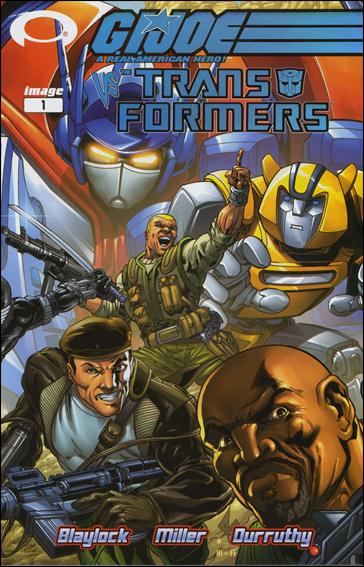 G.I. Joe vs the Transformers (2003) 1-D by Image