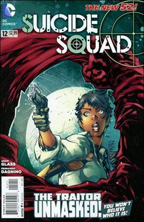 Suicide Squad (2011) 12-A