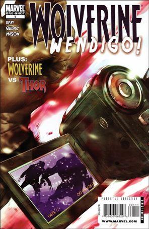 Wolverine: Wendigo! 1-A