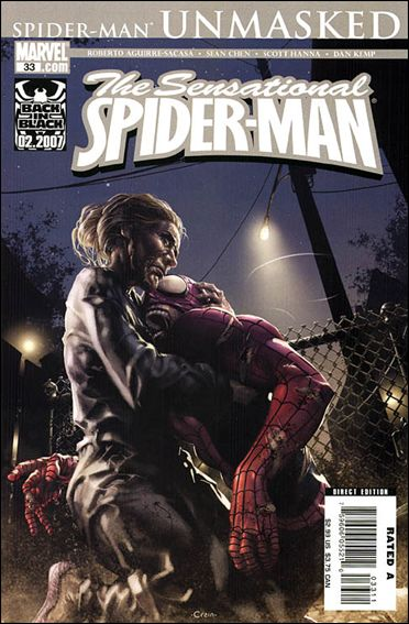 Sensational Spider-Man (2006) 33-A by Marvel