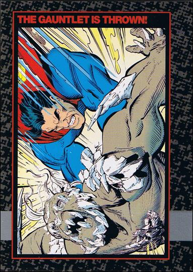 Doomsday: The Death of Superman (Base Set) 52-A by SkyBox