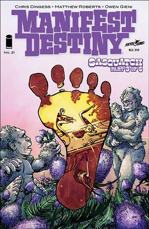 Manifest Destiny 21-A