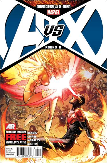 Avengers vs X-Men 11-A by Marvel