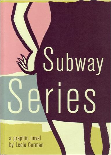 Subway Series 1-A by Alternative Comics