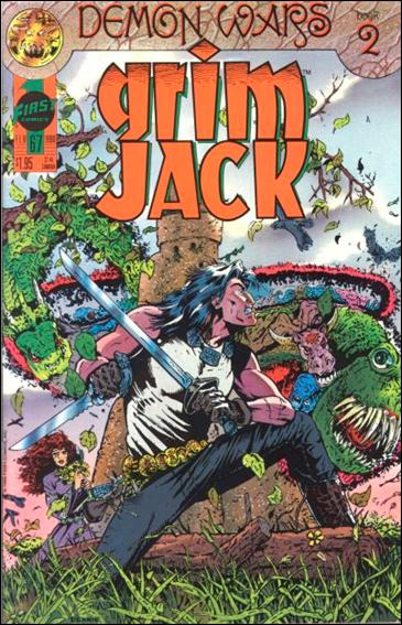 Grimjack 67-A by First