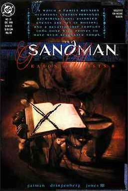 Sandman (1989) 21-A by Vertigo