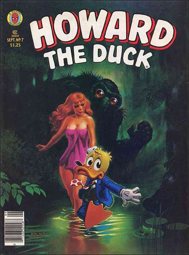 Howard the Duck (1979) 7-A by Marvel