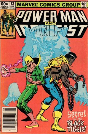 Power Man and Iron Fist (1978) 82-A