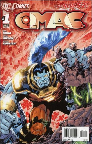 OMAC (2011) 1-B by DC
