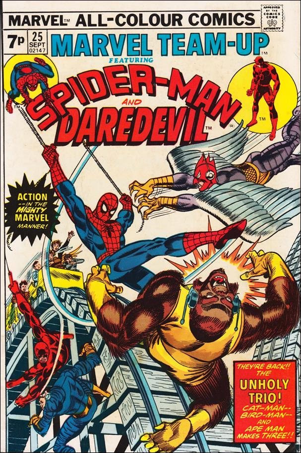 Marvel Team-Up (1972) 25-B by Marvel