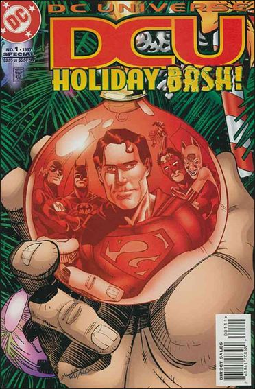 DC Universe Holiday Bash 1-A by DC