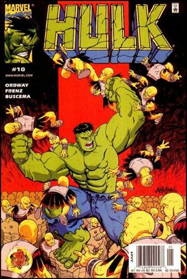 Hulk (1999) 10-A by Marvel