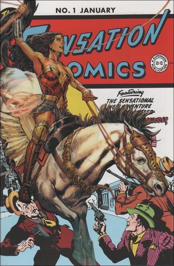 Sensation Comics (1942) 1-D by DC