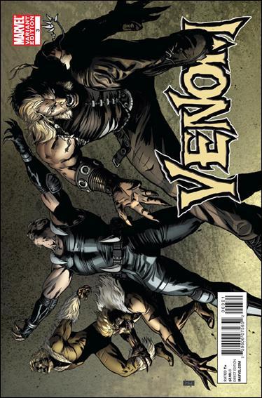 Venom (2011) 3-B by Marvel