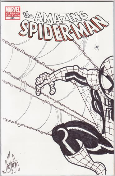 Amazing Spider-Man (1963) 648-J by Marvel