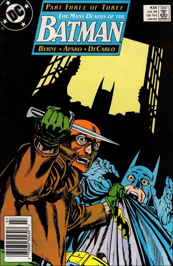 Batman (1940) 435-A by DC