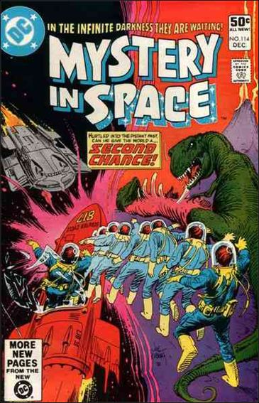 Mystery in Space (1951) 114-A by DC